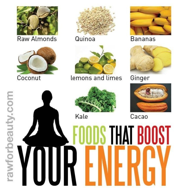 Foods to Boost Your Energy