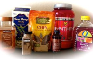 Chia Pudding Ingredients