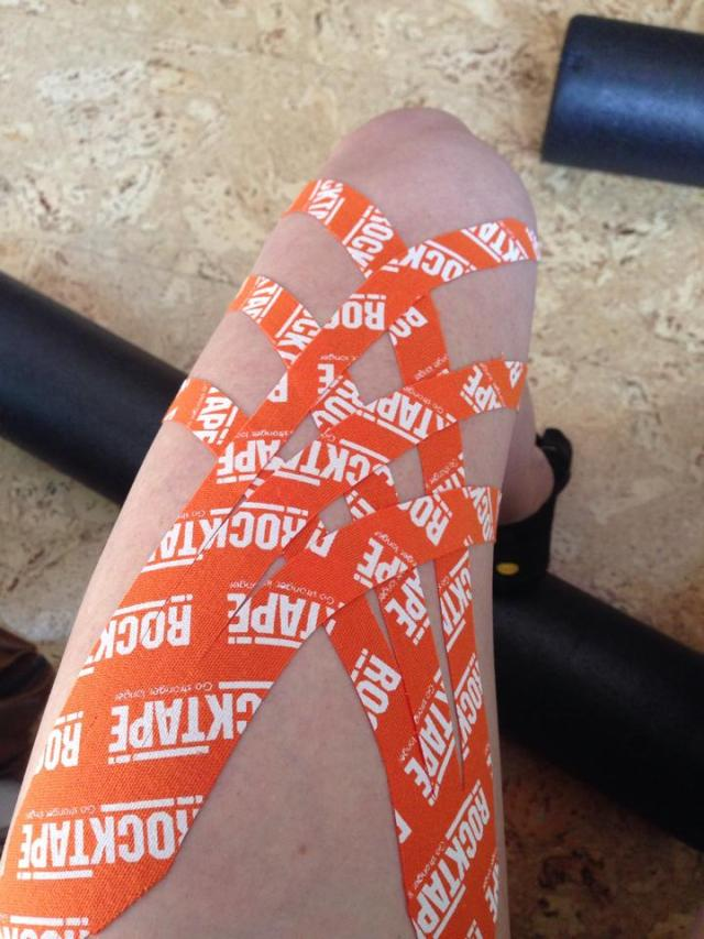 Try Rock Tape Today! Contact me to grab your own roll! This stuff works, it really does!
