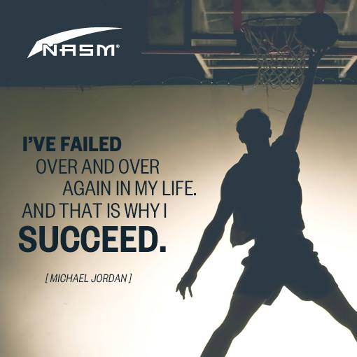 Image source:  NASM Contact me today for a complimentary Fitness Assessment!