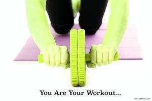 Image source: www.exercisemenu.com ...Make it happen! No regrets!