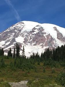 Mount Rainer, Washington USA September 9, 2016