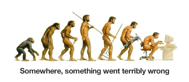 "Image source: www.tomahaiku.com You can reverse this evolutionary ""trend"" and prevent injury!"